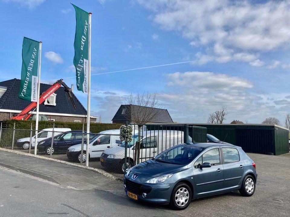 Peugeot 307 occasion - Van der Weijden Bedrijfsauto's