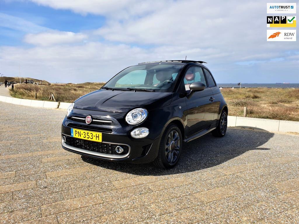 Fiat 500 occasion - Automobiel- en Garagebedrijf Seinpost B.V.