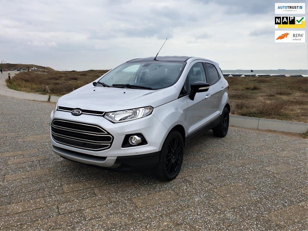 Ford EcoSport occasion - Automobiel- en Garagebedrijf Seinpost B.V.