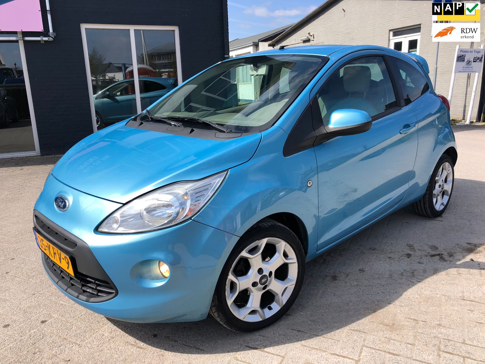 Ford Ka occasion - Limited Car