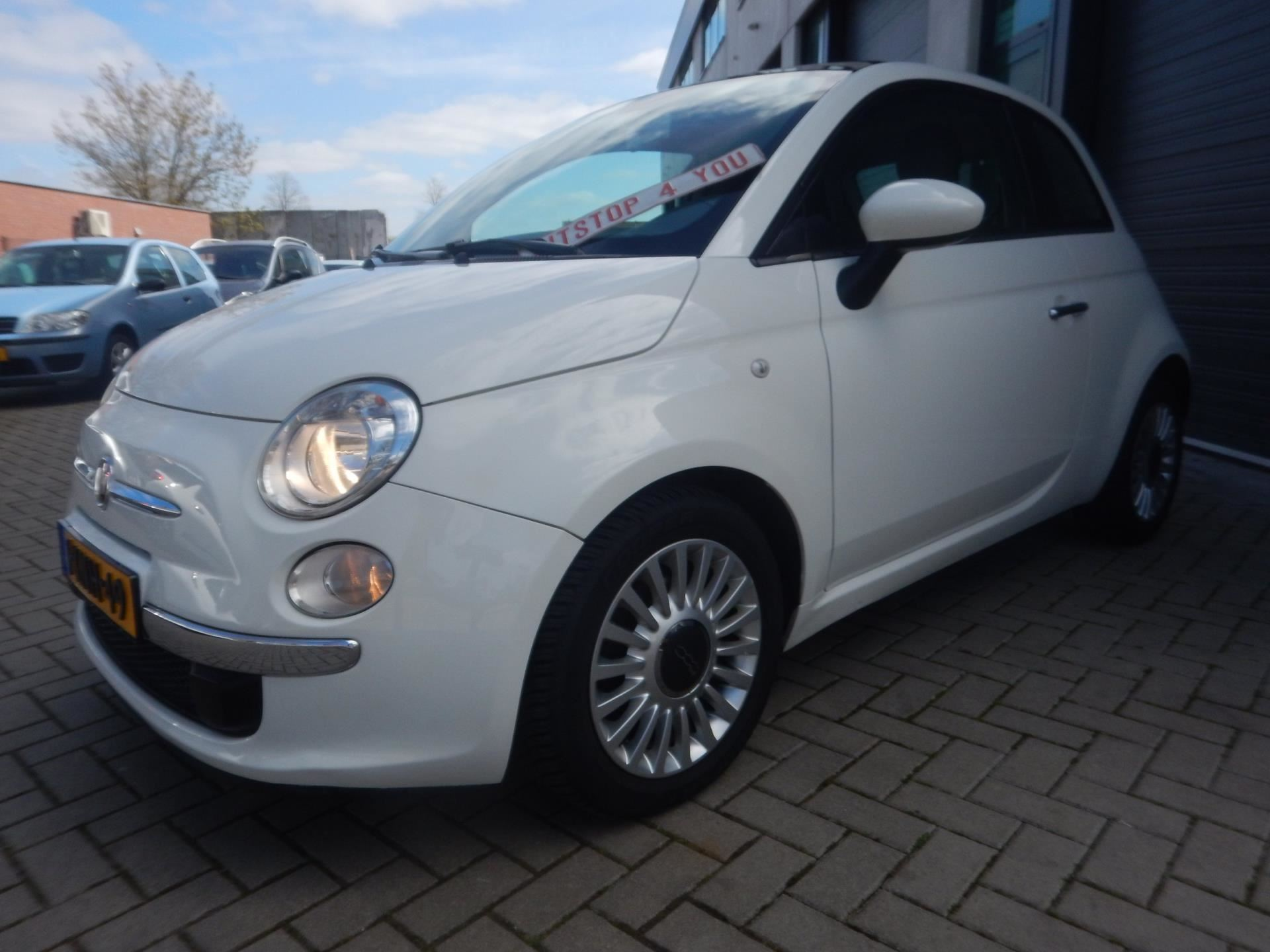 Fiat 500 occasion - Pitstop 4 You