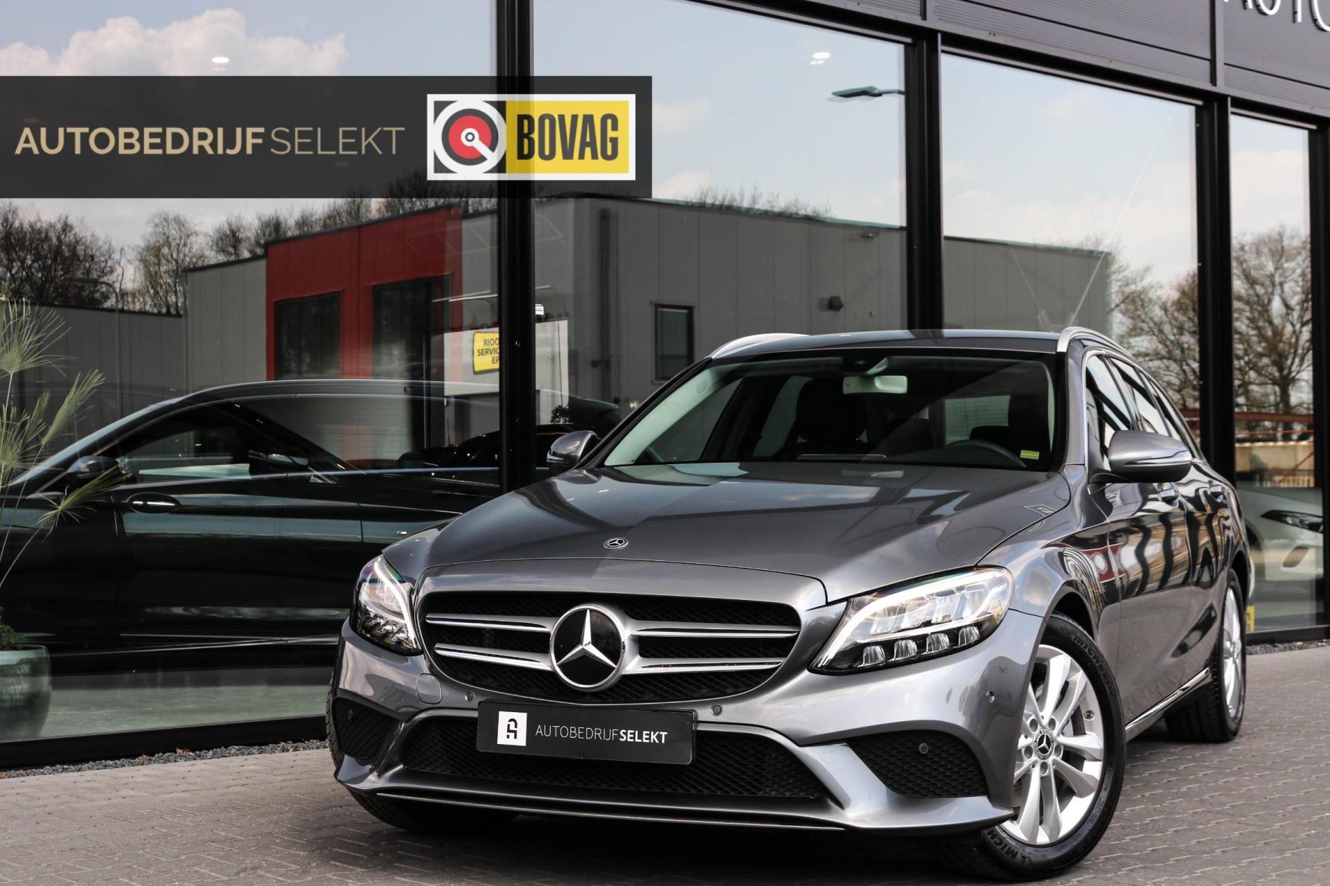 Mercedes-Benz C-klasse Estate occasion - Autobedrijf Selekt B.V.