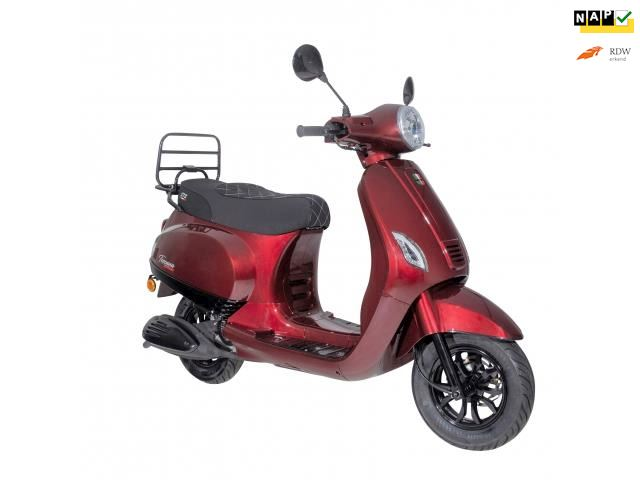 GTS Snorscooter Toscana Dynamic