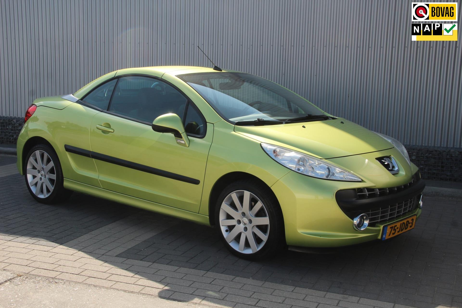 Peugeot 207 CC occasion - BF Auto's