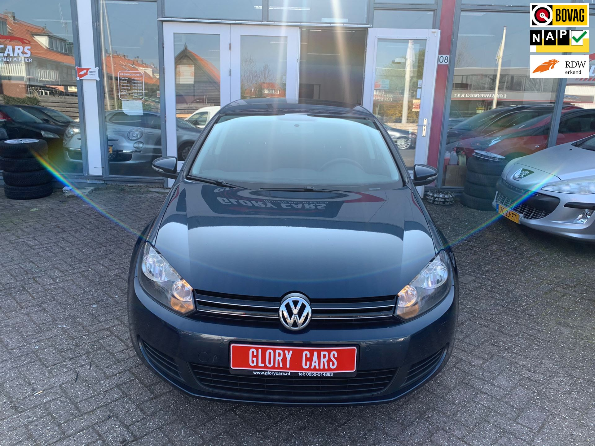 Volkswagen Golf occasion - Glory Cars