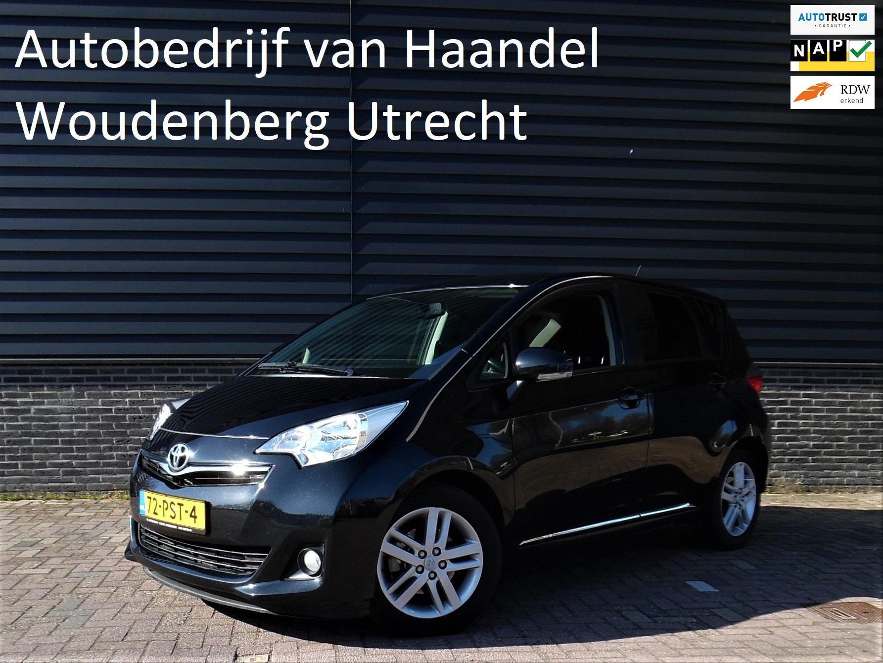 Toyota Verso-S occasion - Autobedrijf Gerard van Haandel