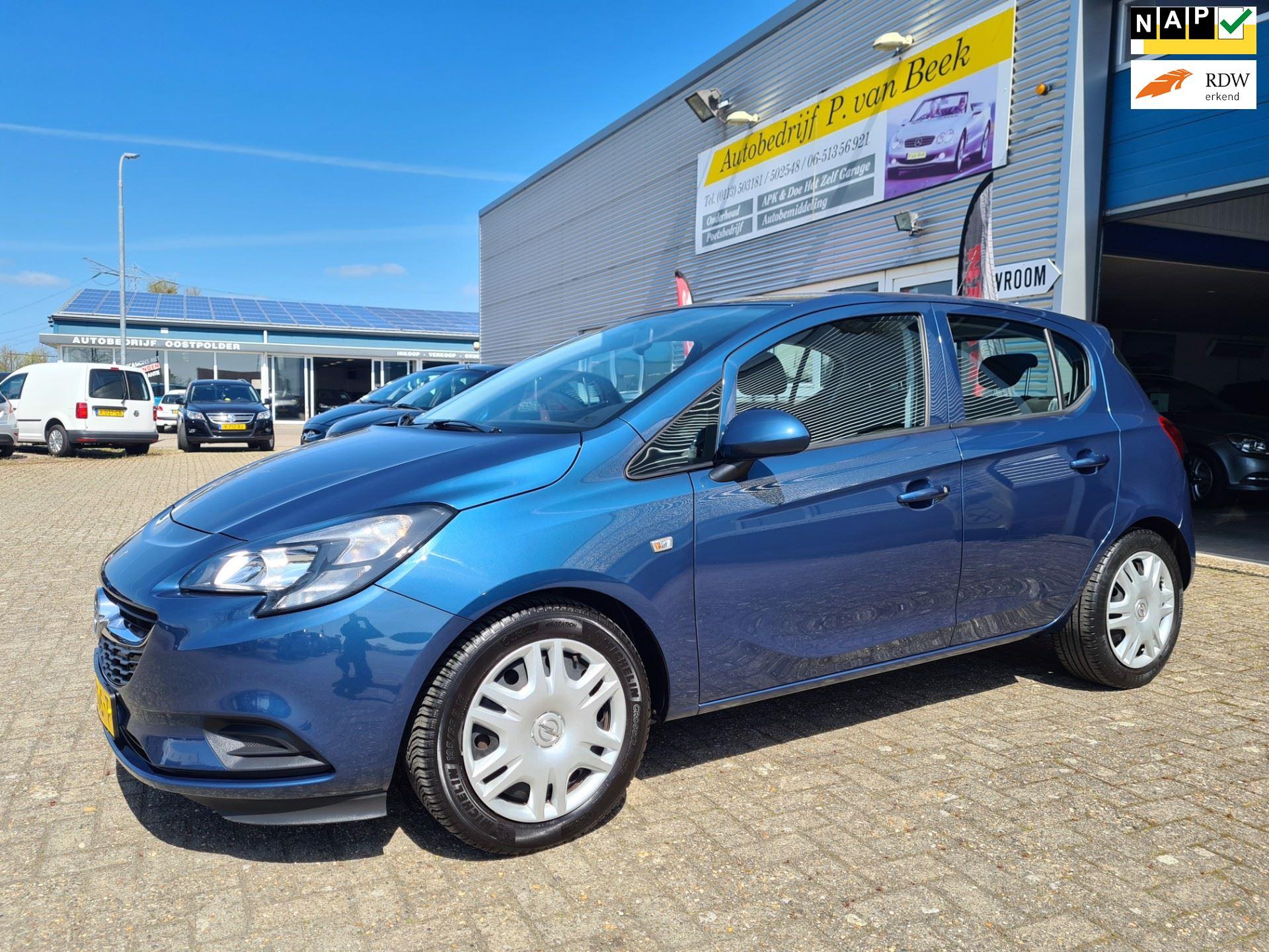 Opel Corsa occasion - Autobedrijf P. van Beek en ZN