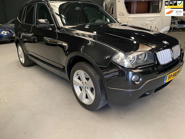 BMW X3 occasion - Rico Cars