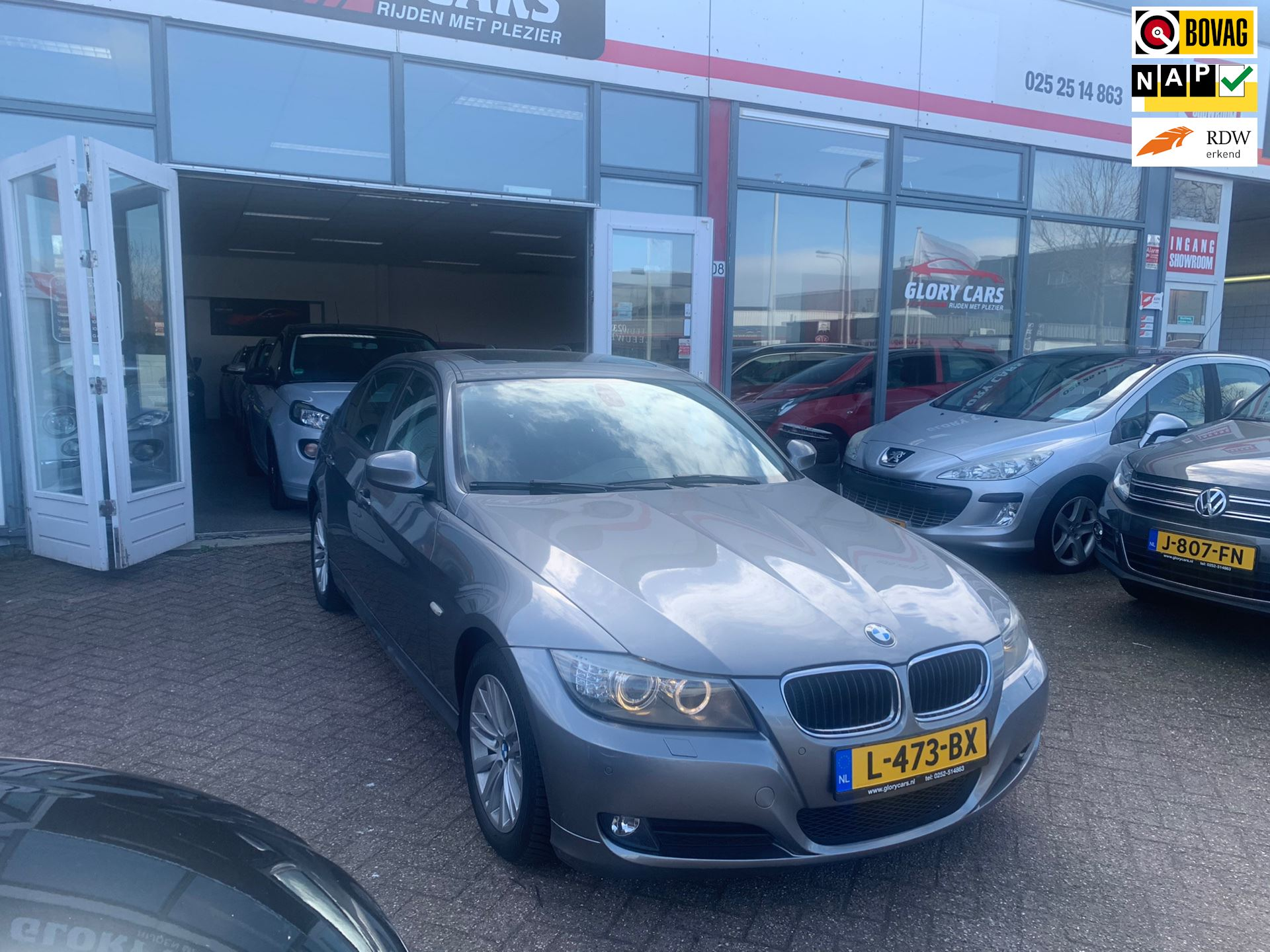 BMW 3-serie occasion - Glory Cars