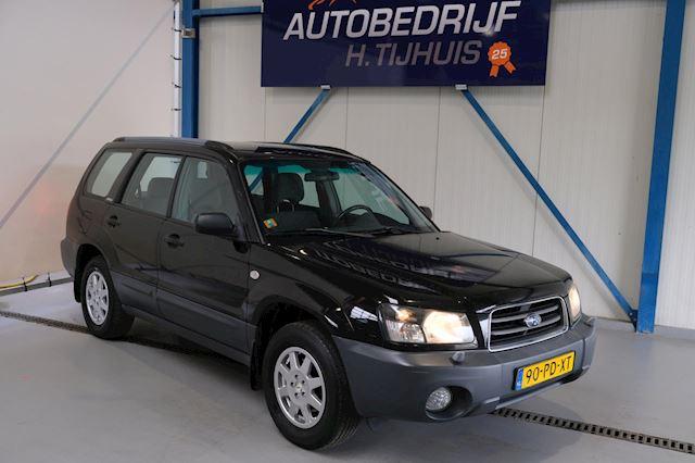 Subaru Forester 2.0 AWD X - N.A.P. Airco, Cruise, Trekhaak.