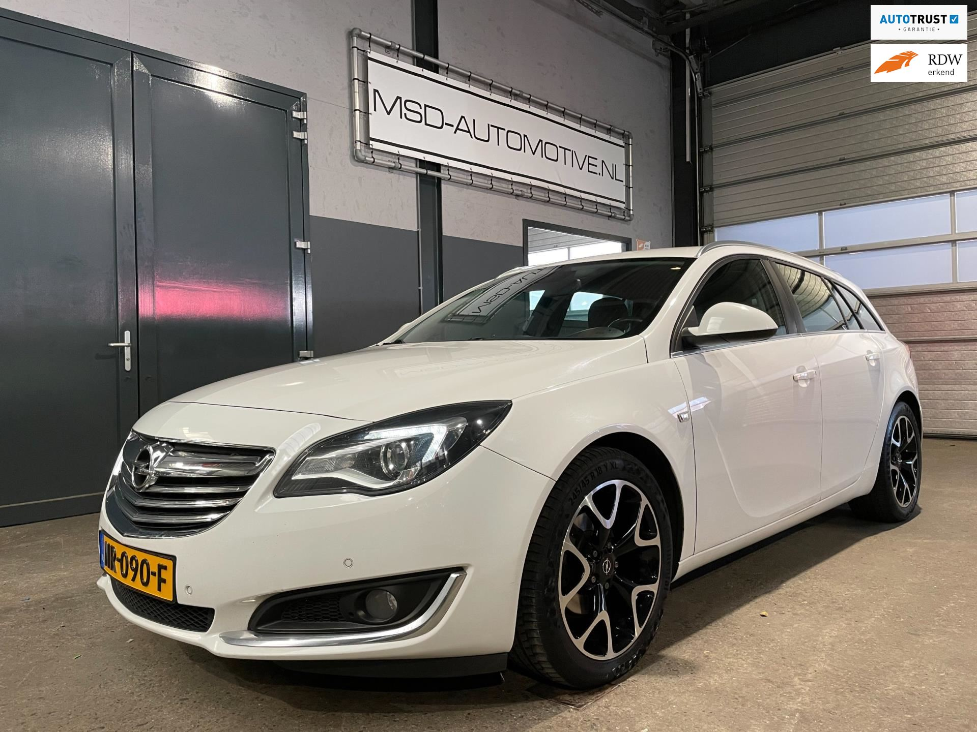 Opel Insignia Sports Tourer occasion - MSD Automotive