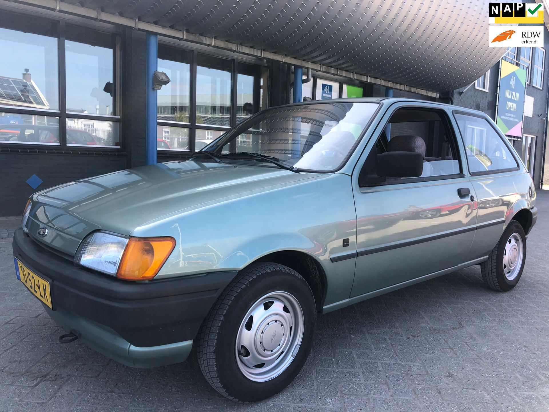Ford Fiesta occasion - Limited Car