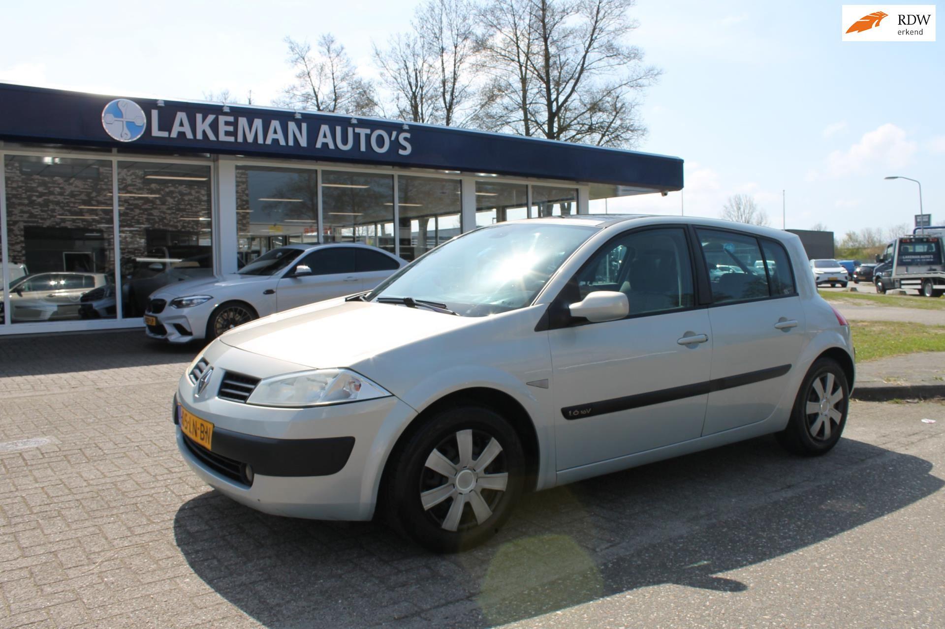 Renault Mégane occasion - Lakeman auto's Almere B.V.