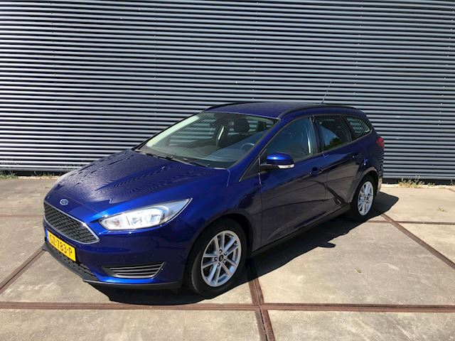 Ford Focus Wagon 1.5 TDCI Edition ZEER NETTE AUTO  !!!