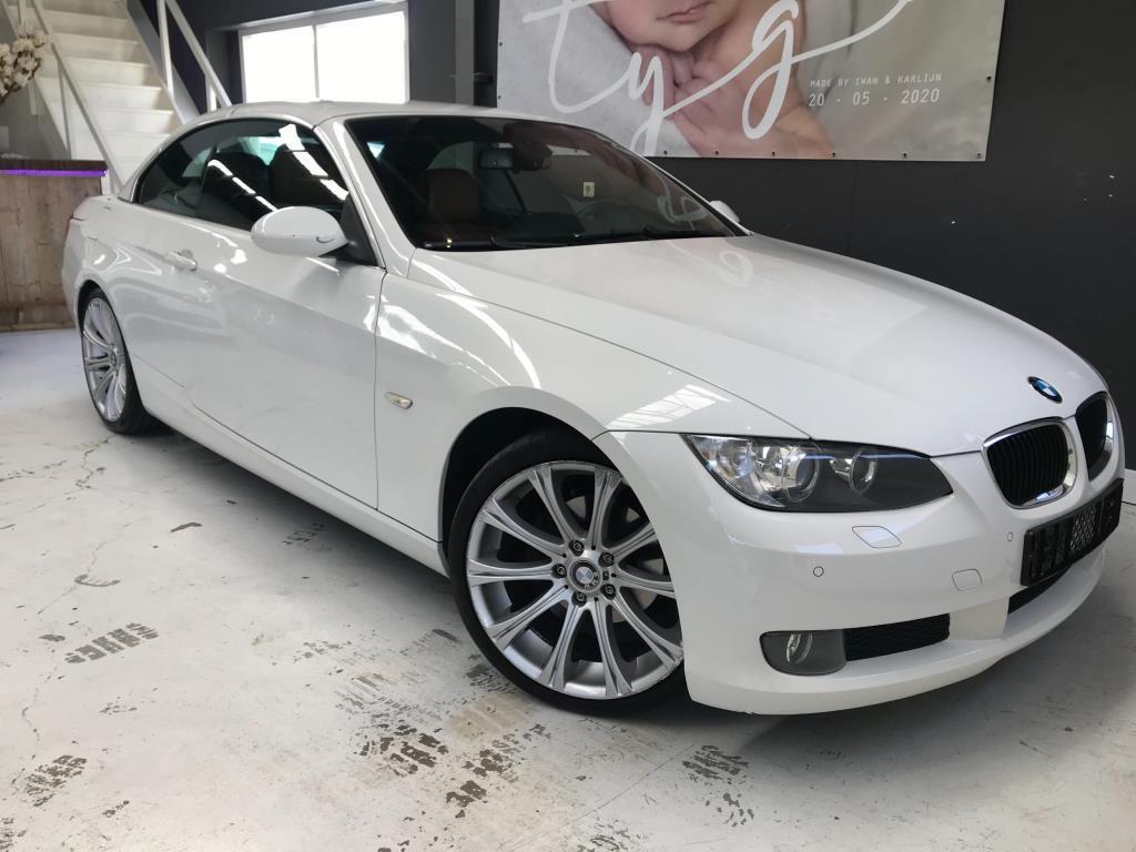 BMW 3-serie Cabrio occasion - Iwan Car Company