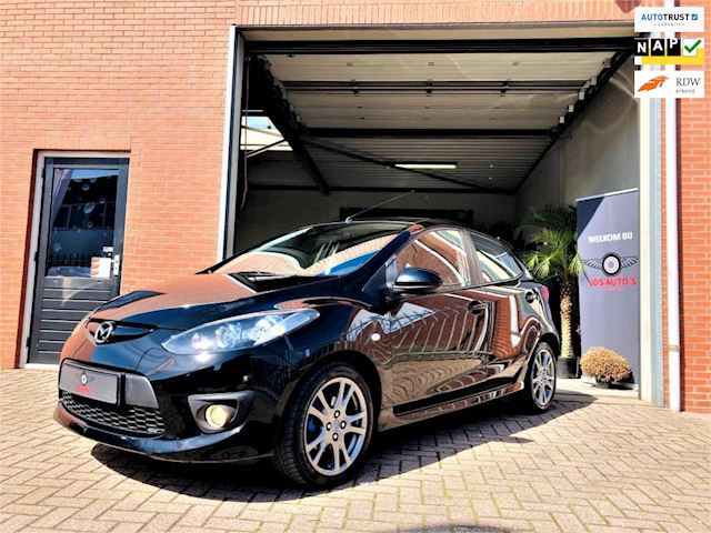 Mazda 2 1.3 SPORT/ Climate/ 5 DRS/ STOELVERW./ AUX/ NIEUWE APK