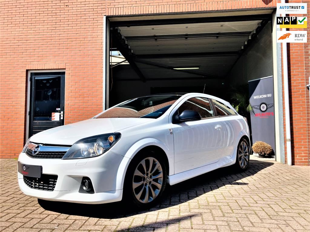 Opel Astra GTC occasion - JDS AUTO'S