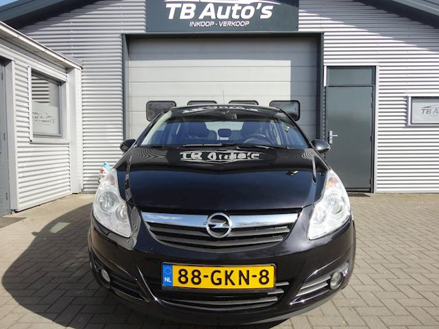 Opel Corsa 1.2-16V Edition 5-DRS AUTOMAAT ! AIRCO / NAVI ! VERKOCHT