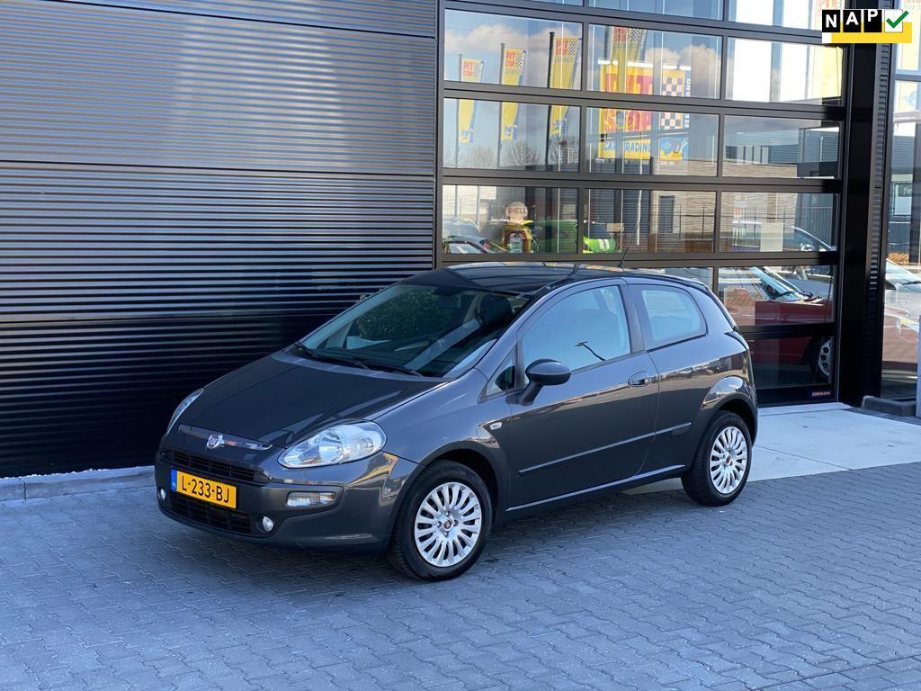 Fiat Punto Evo occasion - Pitstop Car Trading