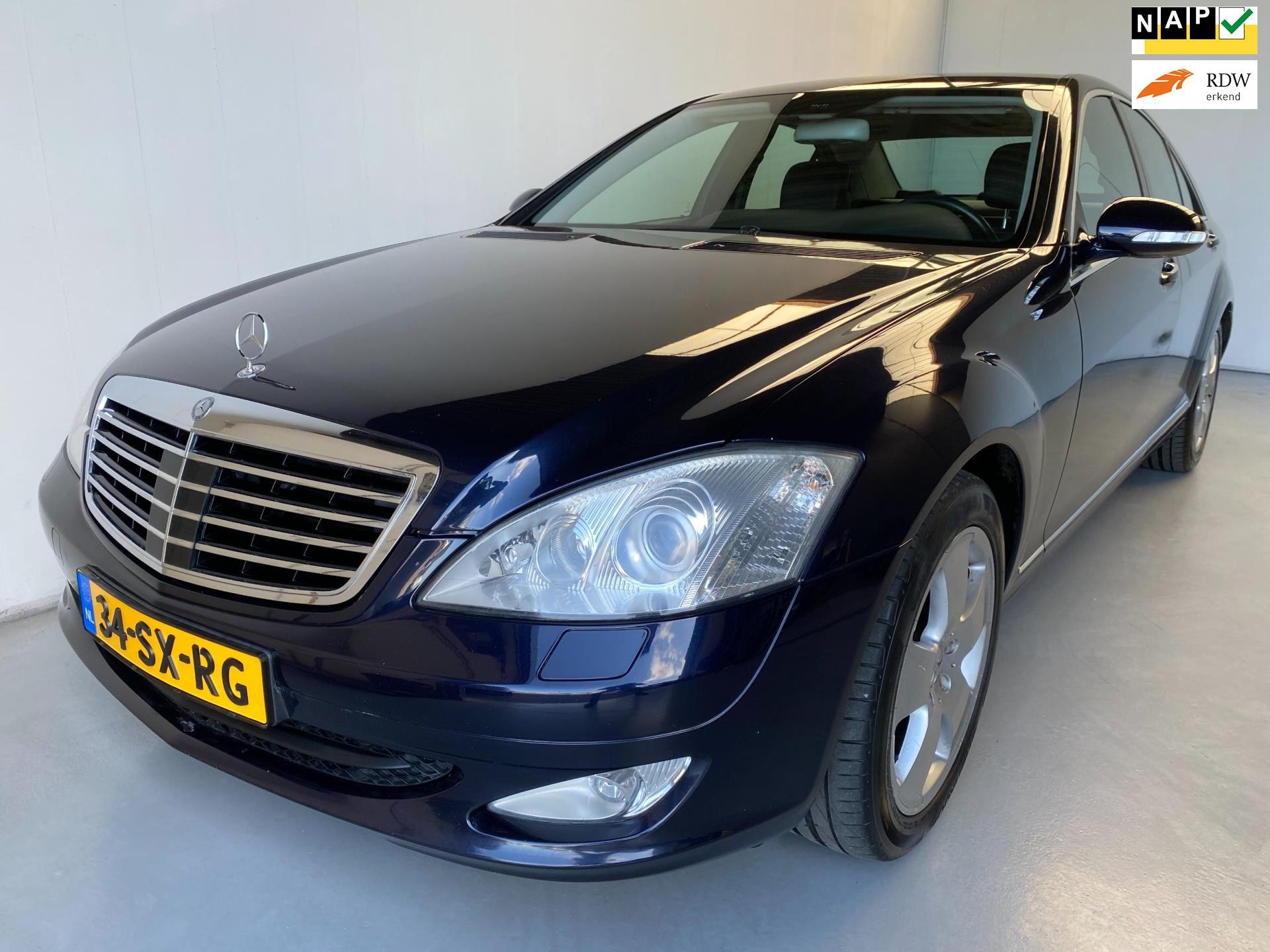 Mercedes-Benz S-klasse occasion - Autobedrijf Leeuwis B.V.