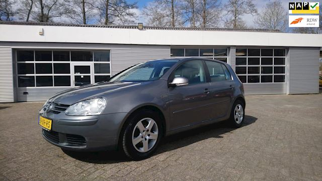 Volkswagen Golf 1.6 FSI Optive 4 AUTOMAAT  VOL JAAR A.P.K.