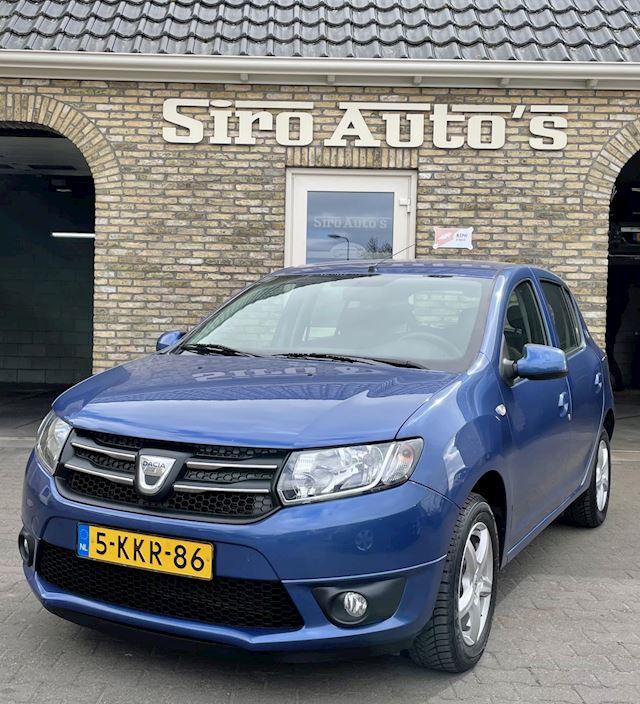 Dacia Sandero 0.9 TCe Bj 2013 5 Deurs met slechts  60883 Km