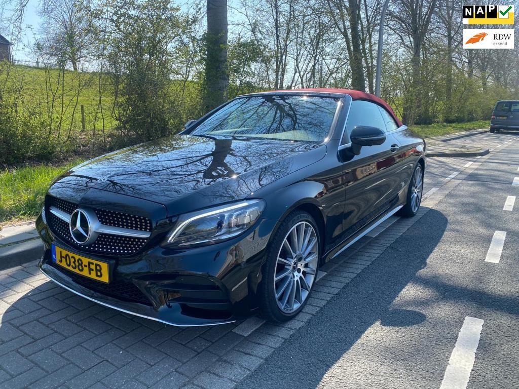 Mercedes-Benz C-klasse Cabrio occasion - Autofixit