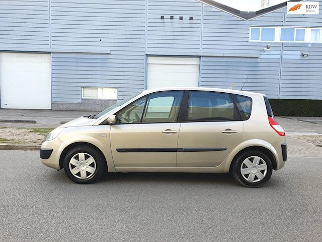 Renault Scénic 1.6-16V Expression Comfort/AIRCO/CRUISE/ 2 X SLEUTELS/BOEKJES