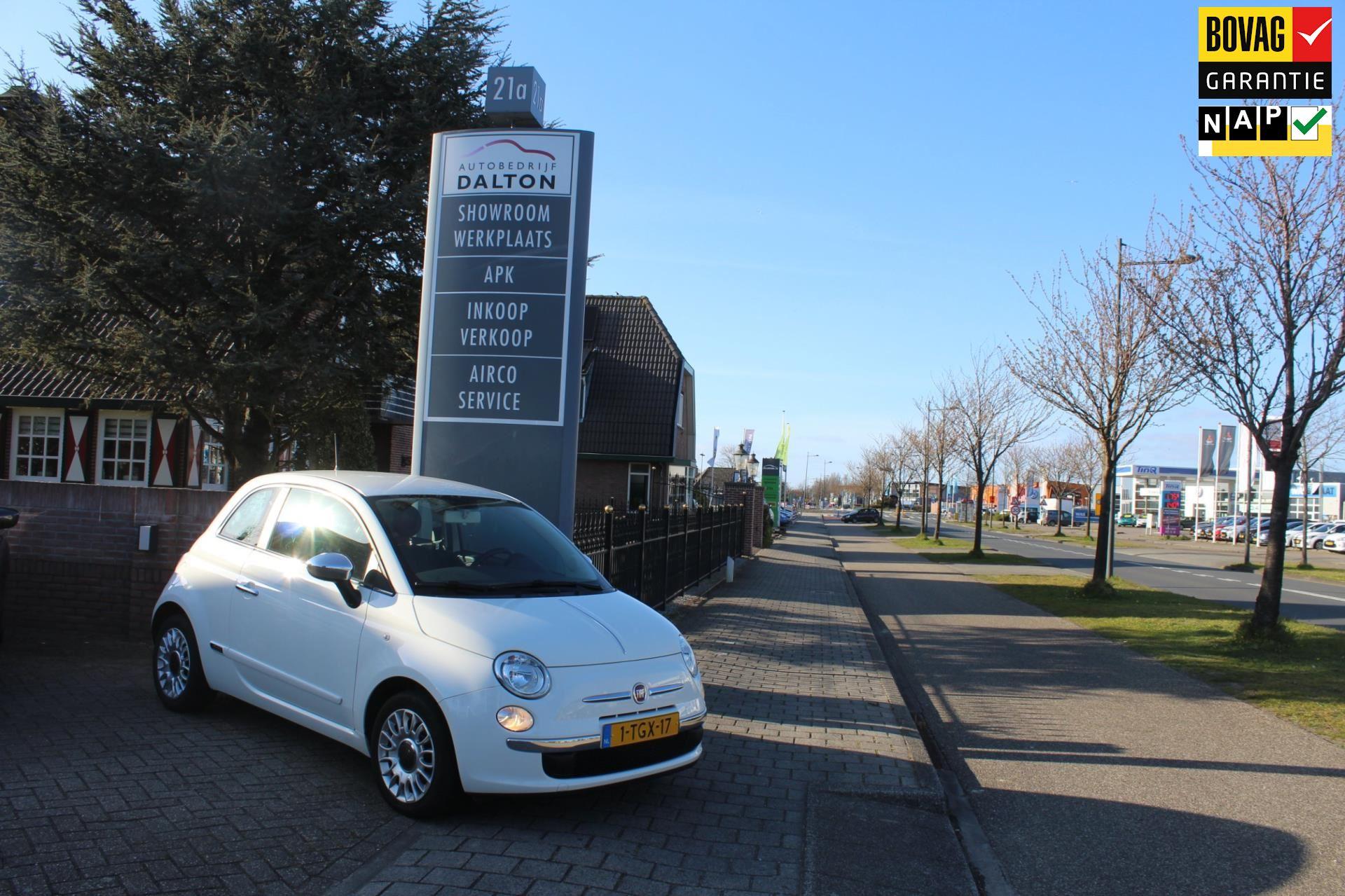 Fiat 500 occasion - Autobedrijf Dalton