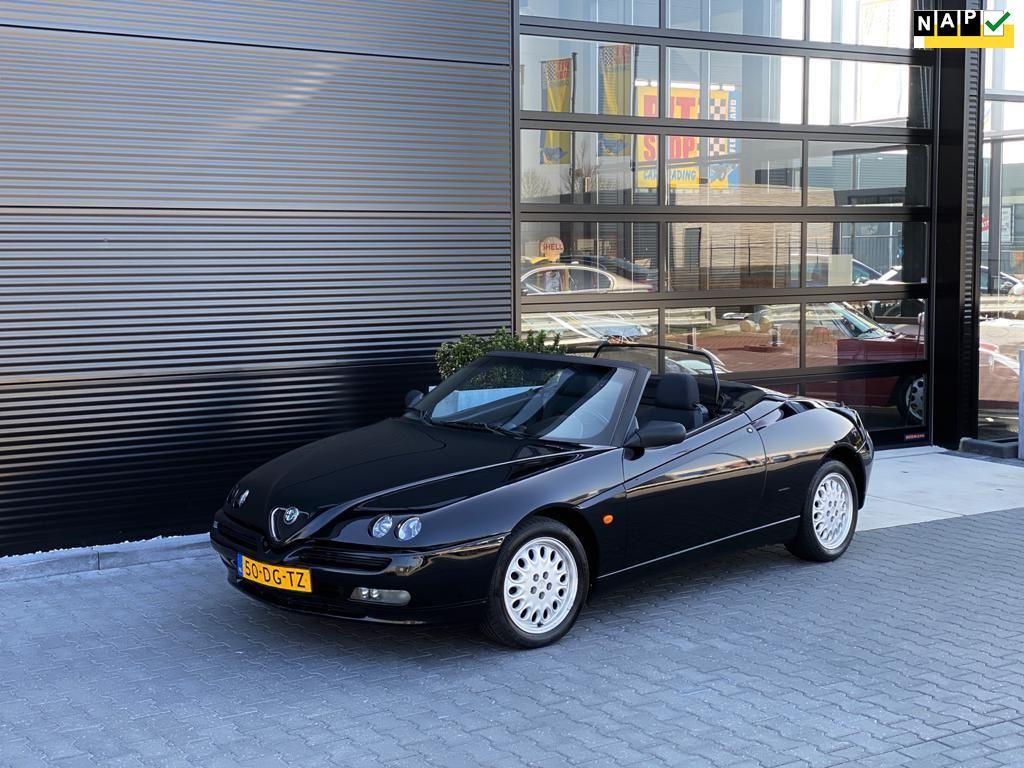 Alfa Romeo Spider occasion - Pitstop Car Trading