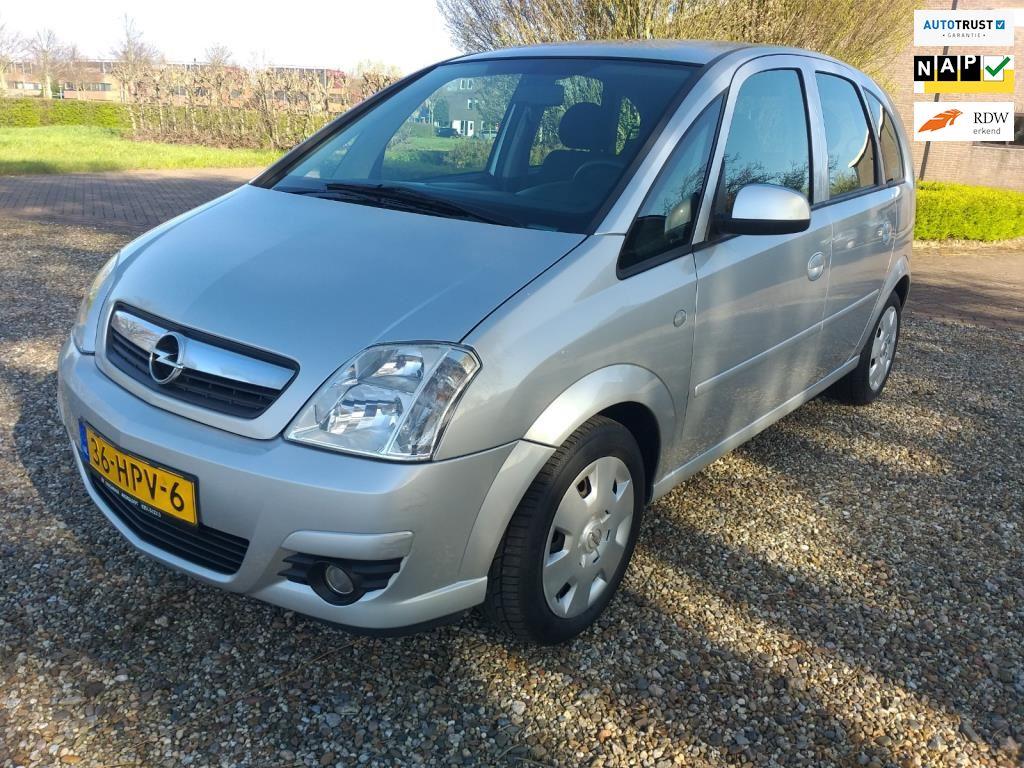 Opel Meriva occasion - Jelma Auto's