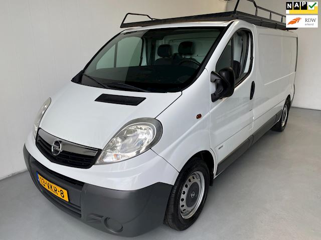 Opel Vivaro 2.0 CDTI L2 H1 Airco Trekhaak Elek.ramen