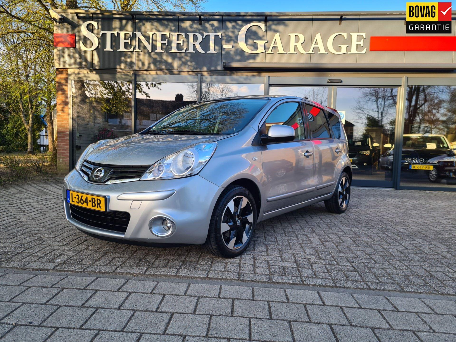 Nissan Note occasion - Stenfert-Garage