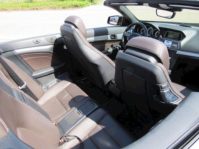 Mercedes E 200 Turbo Cabrio  Autom Veel extra's bj 2014 incl BTW