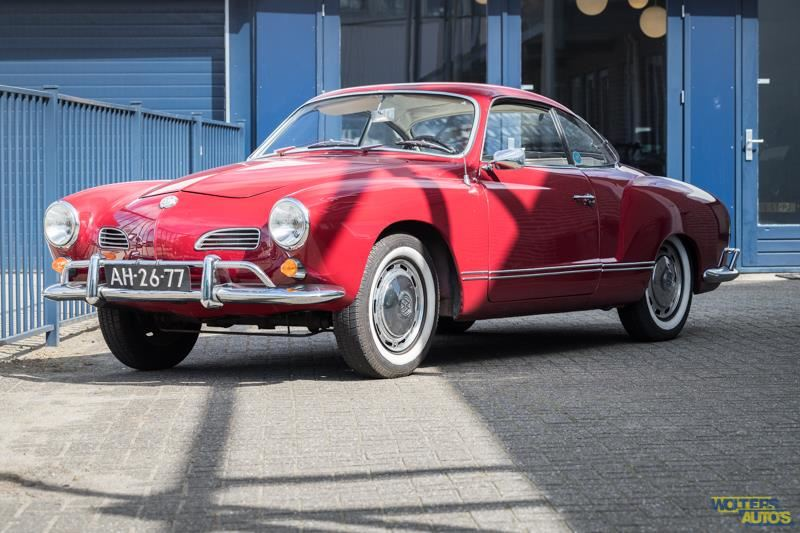 Volkswagen KARMANN GHIA occasion - Wolters Auto's