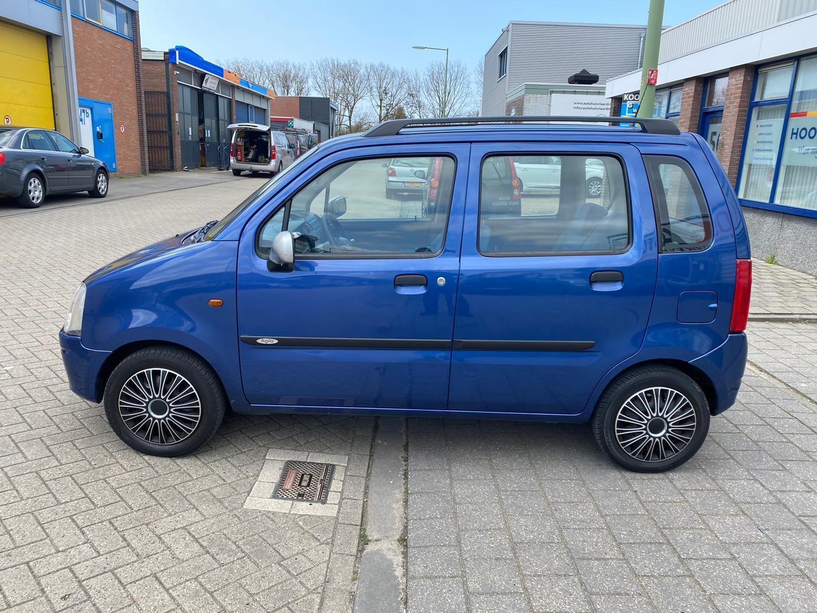 Opel Agila occasion - Kose Auto's
