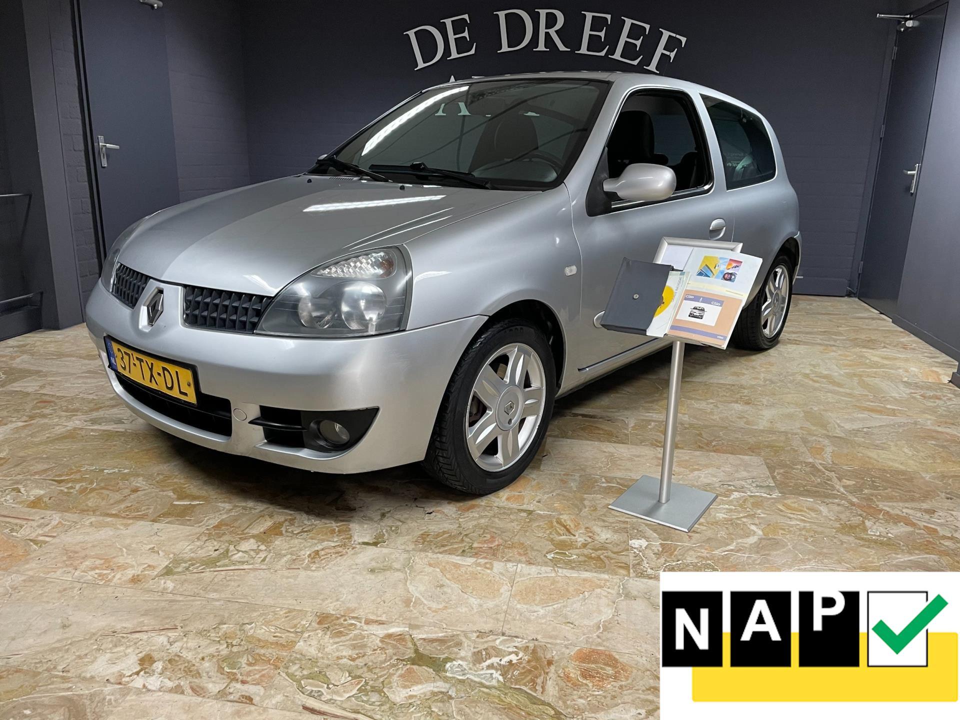 Renault Clio occasion - De Dreef Auto's