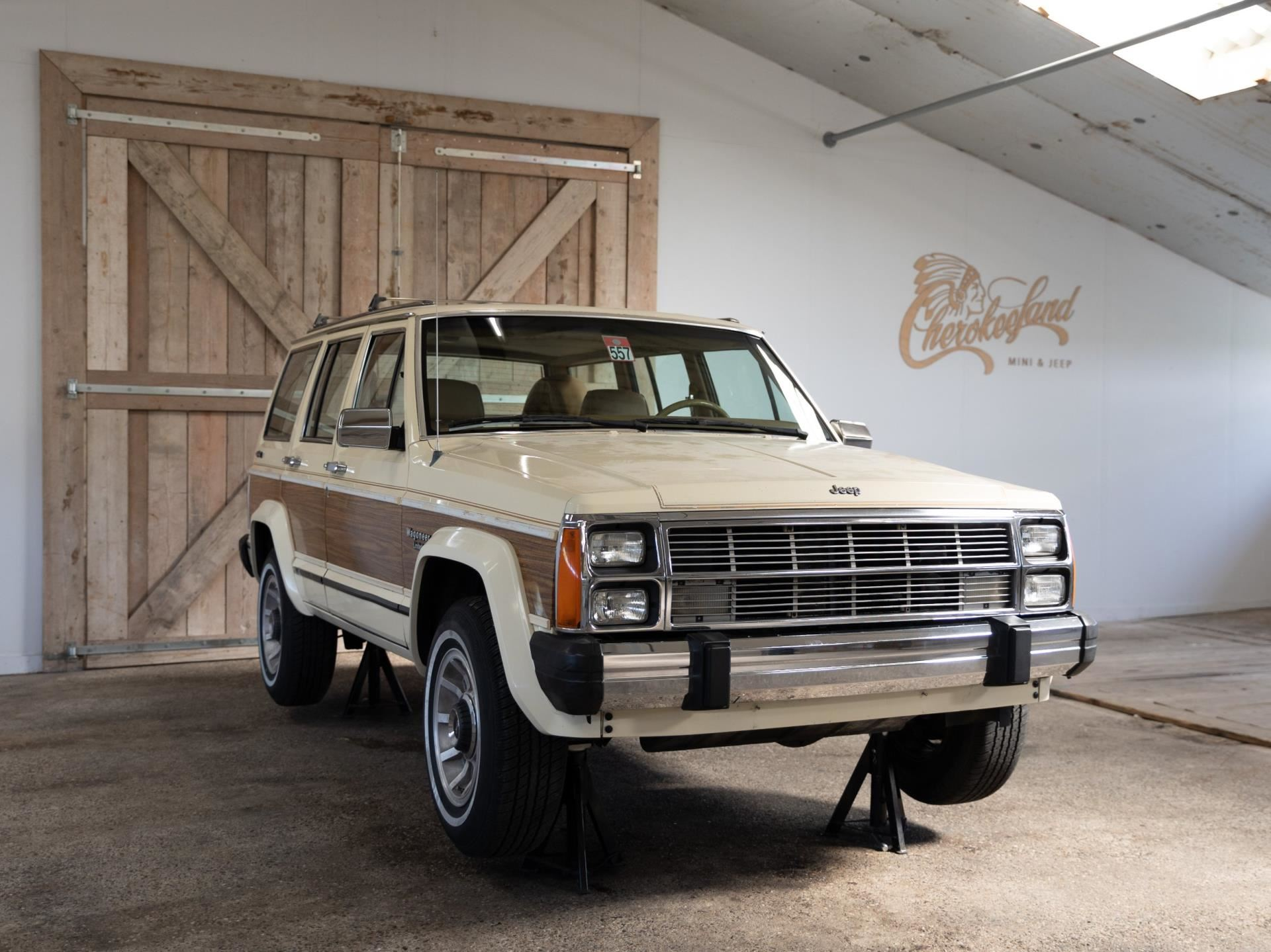 Jeep - Wagoneer XJ - Cherokee 557 In progress occasion - CherokeeLand.nl