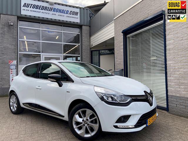 Renault Clio 0.9 TCe Limited  NL.Auto/Navigatie/Airco/Cruise/Pdc/16Inch/1Ste Eigenaar