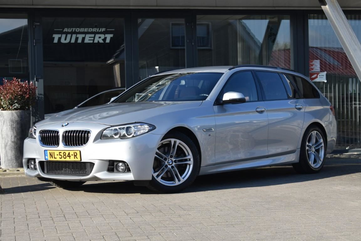BMW 5-serie Touring occasion - Autobedrijf Tuitert