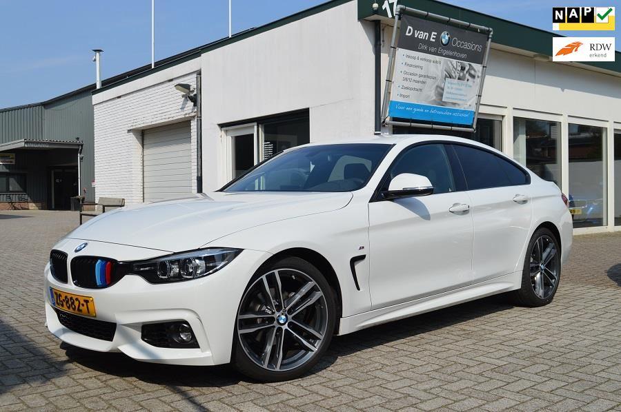 BMW 4-serie Gran Coupé occasion - D van E Occasions