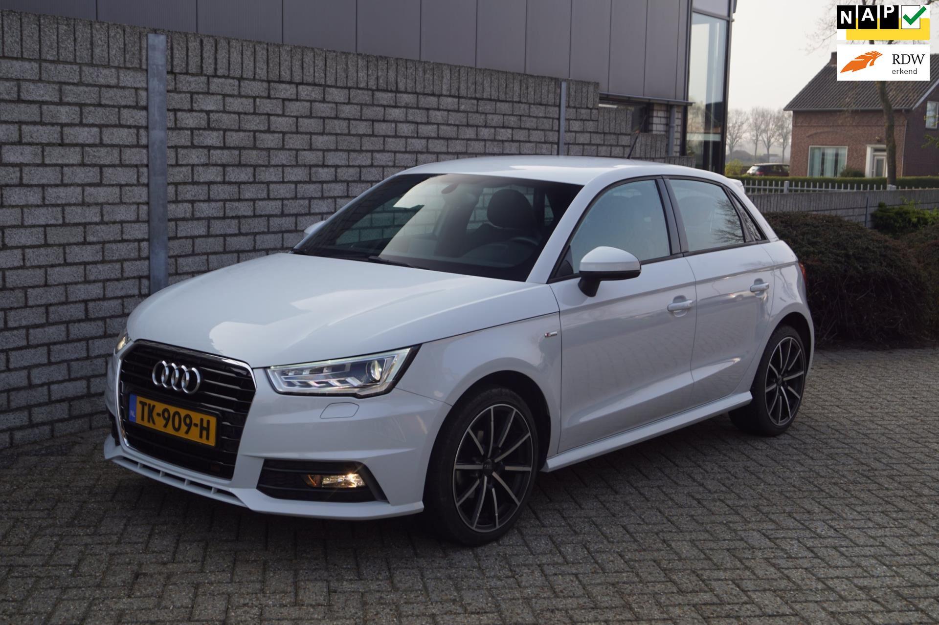 Audi A1 Sportback occasion - Autobedrijf H. Wijdeven V.o.f.