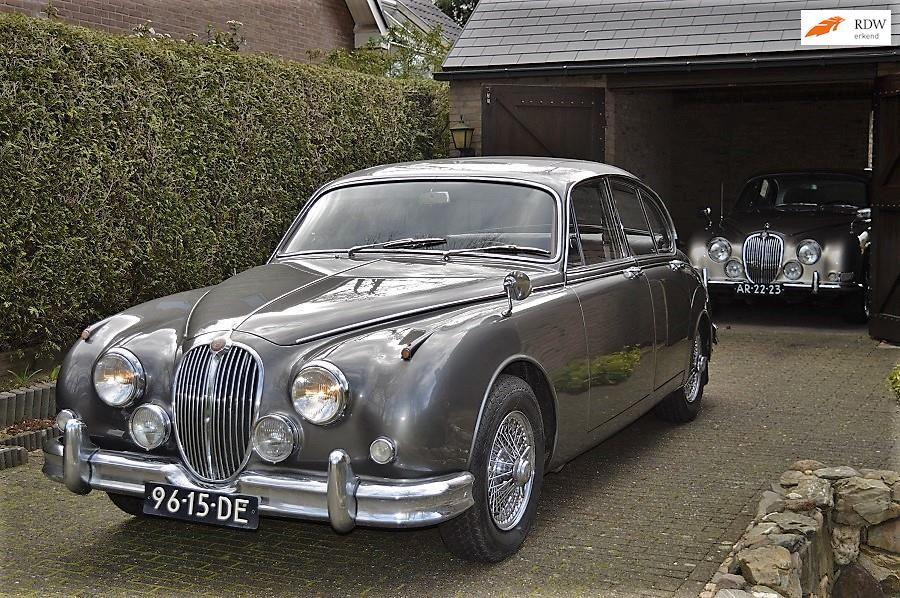 Jaguar MARK 2 - 3.4 L occasion - D van E Occasions