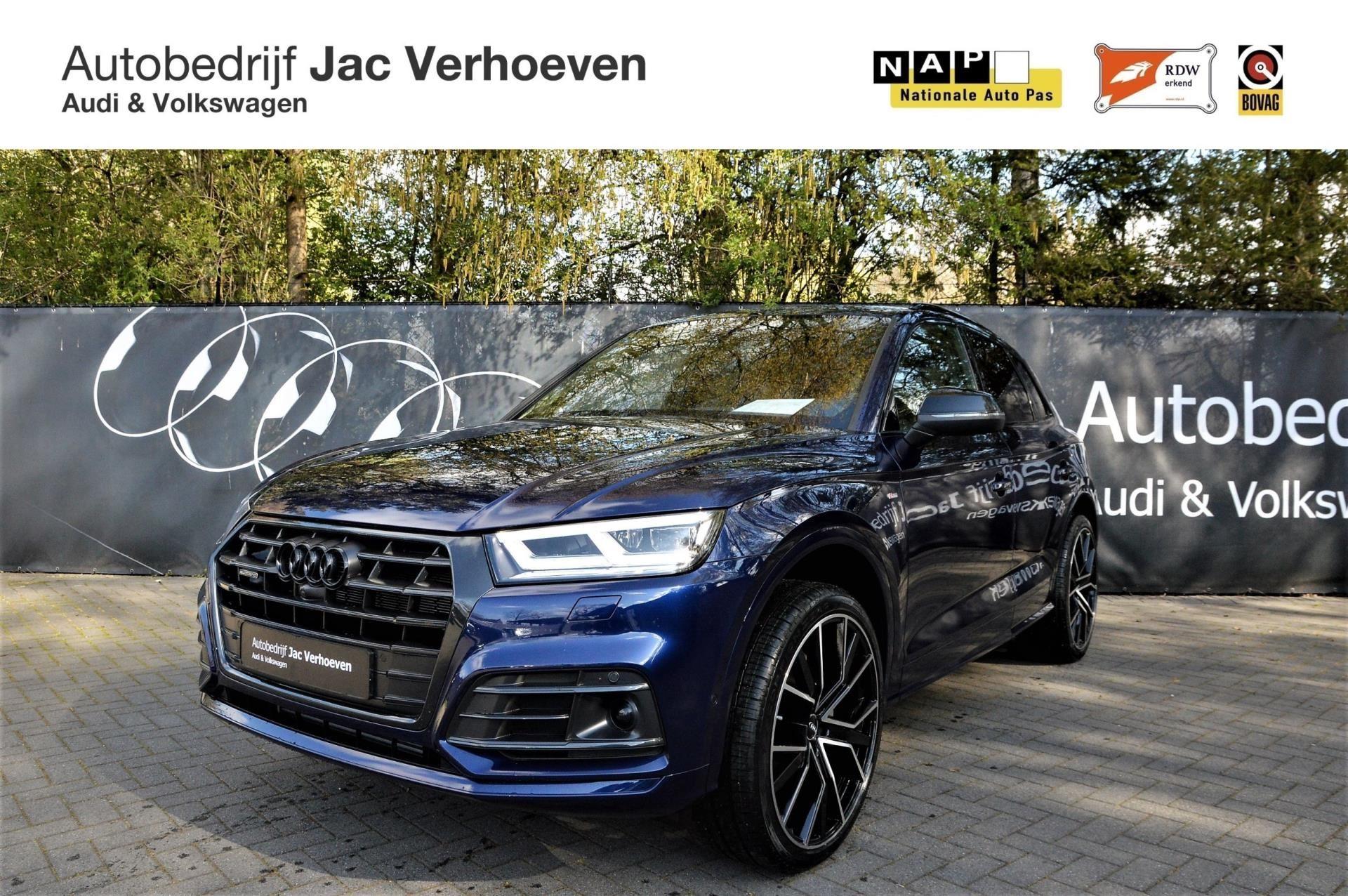 Audi Q5 occasion - Autobedrijf Jac Verhoeven