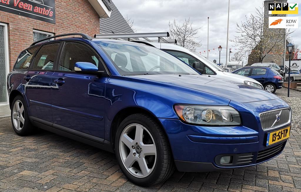 Volvo V50 occasion - van der Veen auto's