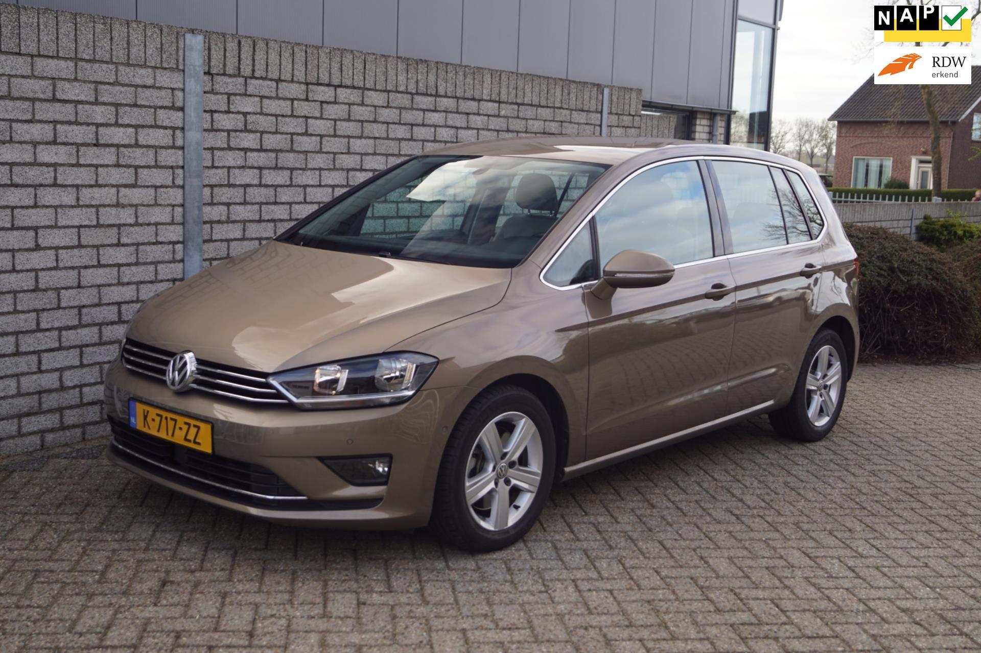 Volkswagen Golf Sportsvan occasion - Autobedrijf H. Wijdeven V.o.f.
