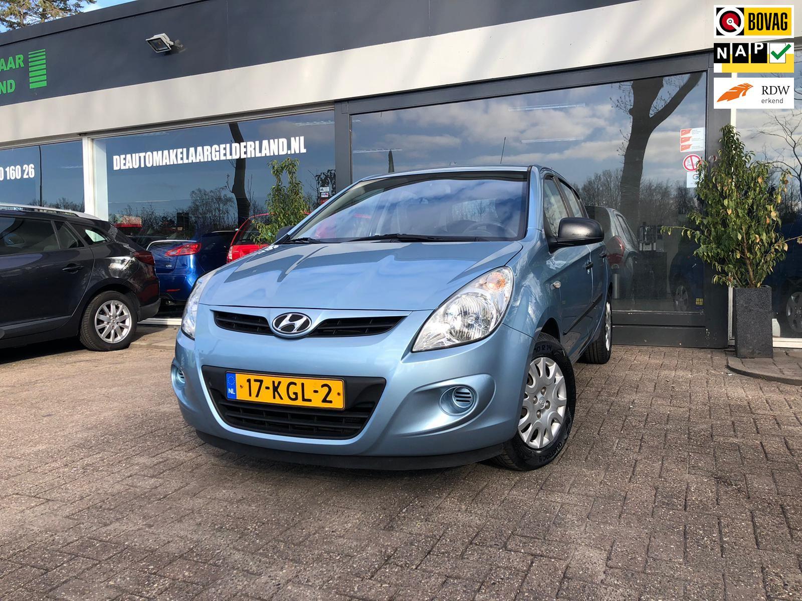 Hyundai I20 occasion - De Automakelaar Gelderland