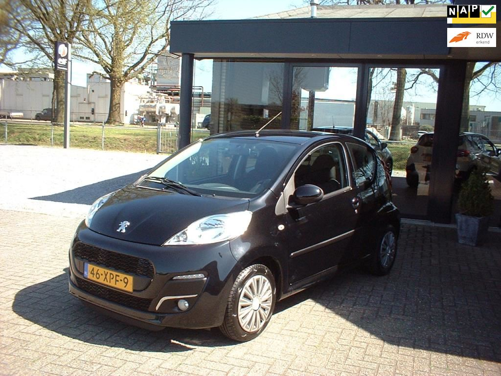 Peugeot 107 occasion - Autobedrijf G.Nelissen v.o.f.