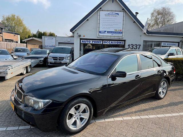 BMW 7-serie 735i HIGH EXECUTIVE AUT6/SCHUIFDAK/LEDER/DVD