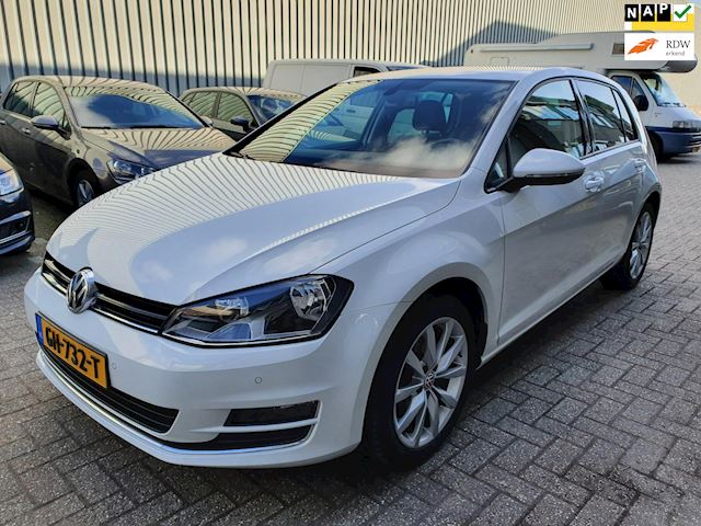 Volkswagen Golf 1.2 TSI Highline/Leder/Stoelmassage/NL Auto/NAP+Dealer Onderhoud/ evt Inruil Mogelijk